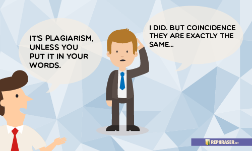 jokes about plagiarism