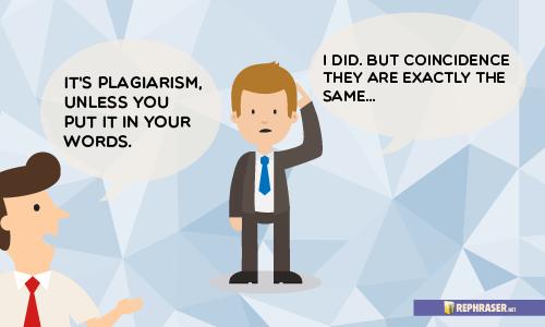 jokes about plagiarism
