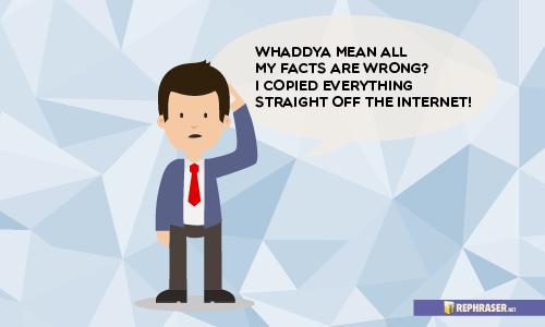 online plagiarism jokes