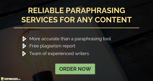 best techniques for paraphrasing