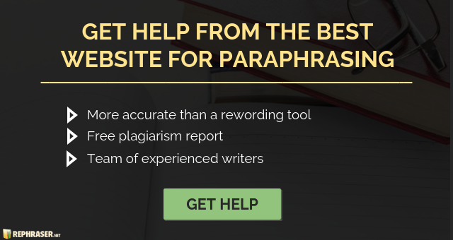 how to use paraphrase website