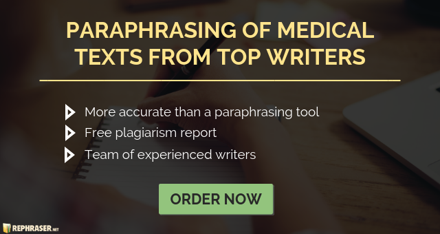 best medical text paraphraser online