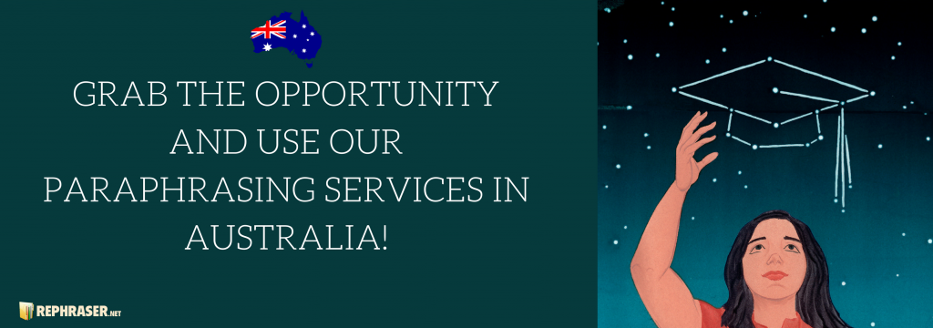 paraphrasing online service in australia
