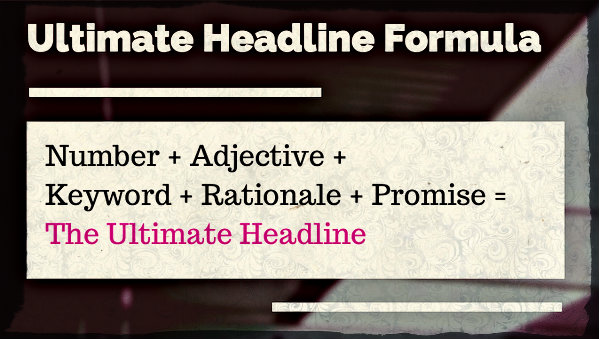 headline formula