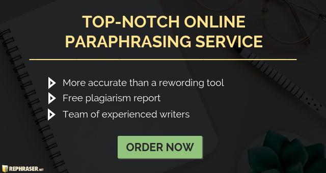 expert paraphrasing techniques