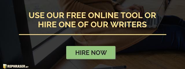 online sentence rephraser