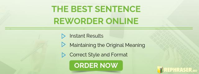 best rephrase sentence online